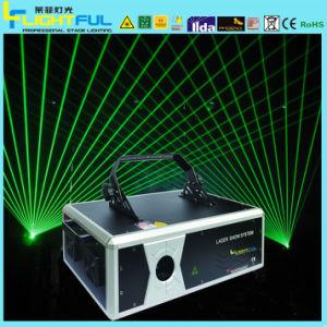 Green Laser 2W Programmable Laser/ Concert Stage Laser Light Nightclub Equipment