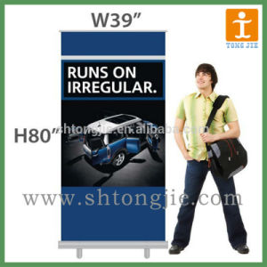 Economical Roll up Banners Display (TJ-RB-21) pictures & photos