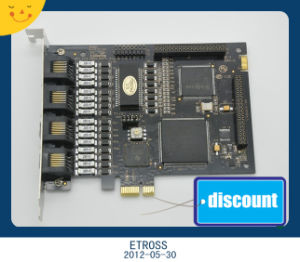 Te220 Te405 Te410 Te420 Digital Asterisk Card, Pri Card (TE220) pictures & photos