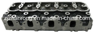 Iron Casting Cylinder Head for Isuzu 4JA1 8-94431-520-4 pictures & photos