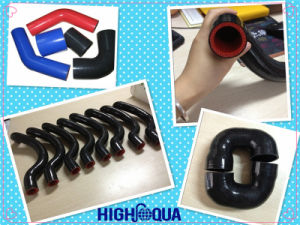 Automotive Silicone Hose/ Straight & Elbow & Reducer Silicone Hose pictures & photos