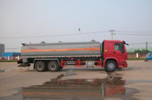 HOWO 6*4 Fuel Tank Truck pictures & photos