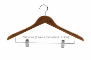 Good Quality Banboo Hanger Qtx8821