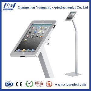 HOT: Flexible Floor security iPad Display Stand-TS-003F