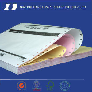 Cheapest Multi-Ply Continuous Printing Paper pictures & photos
