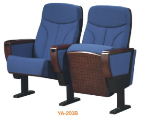 Wood Auditorium Chair, Theater Chair, Cinema Chair (YA-203B) pictures & photos