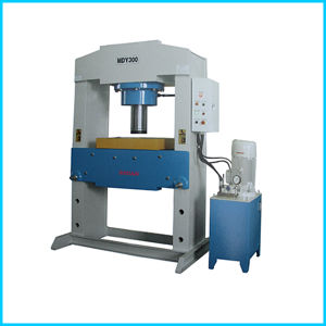 Mdy Power Operated Hydraulic Press