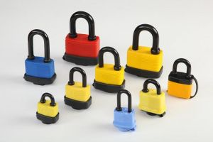 Chain Lock + Waterproof Laminated Steel Padlock pictures & photos
