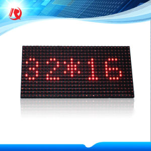 DIP LED Display P10-1r Outdoor LED Display Module pictures & photos
