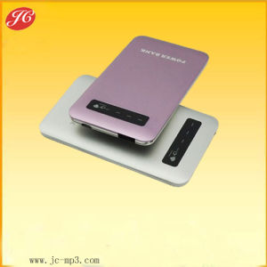 4000mAh Super Thin USB Charger Power Bank for iPhone 5