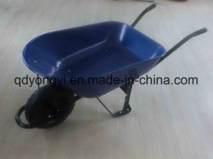 Heavy Duty Wheelbarrow Wb6688 for South America - Peru Market
