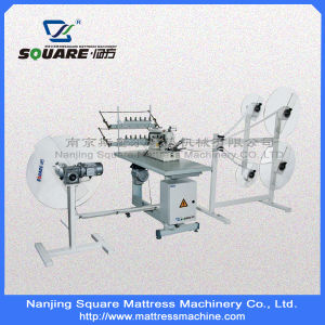 Mattress Handle Strap Quilting Machine (CLB-2) pictures & photos