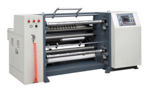 Rtfq-1100b Automatic PVC Plastic Film Slitting Line Rewinding Machine pictures & photos