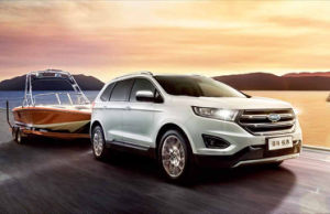 Power Running Board for Ford Edge pictures & photos