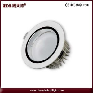 Factory LED Ceiling Down Light with CE, RoHS