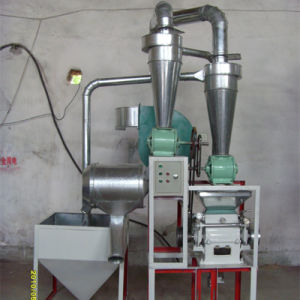 Home Scale Flour Mill (6FY-28C) pictures & photos
