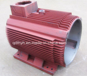 China OEM Sand Casing Electric Motor Housing/Motor Frame/Motor Housing Parts pictures & photos