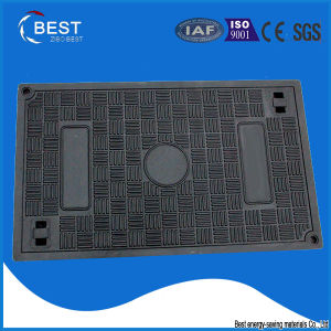 High Quality Fiberglass FRP GRP SMC BMC Manhole Cover pictures & photos