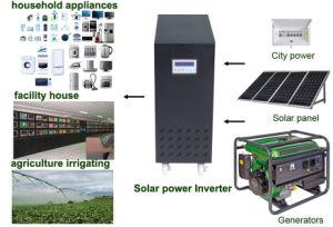 Power Inverter DC48V/96V AC220V Solar Hybrid Inverter 10kVA