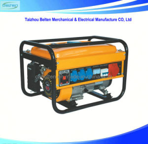 2kw CE Approved Silent Electric Start Gasoline Generator pictures & photos