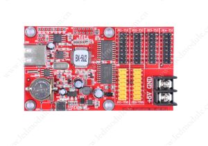 Single & Dual Color U Disk Control Card Bx-5u2 (USB/Serial) pictures & photos