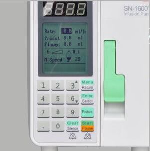 Syringe Pump Infusion Pump System (SC-1600V) pictures & photos