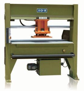 Hydraulic Traveling-Head Leather Cutting Machine (CH-858)