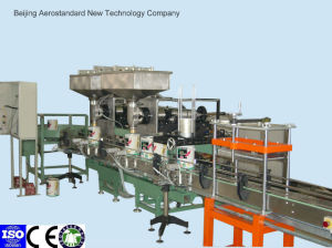 Volumertric Filling Machine in Paint&Coating (ISO9001, CE)