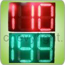 Two and Half Digits Bi-Color LED Countdown Timer