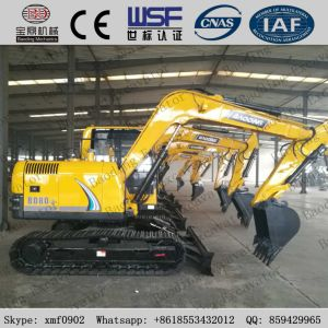 0.5m3 Bucket New Small Hydualic Crawler Excavator with ISO9001 Certificate pictures & photos