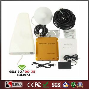 GSM900/ 3G Dual Band Signal Boosters pictures & photos