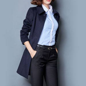 Women Formal Suit /Office Coats/Women Clothes /Apparel / Wind Coat pictures & photos