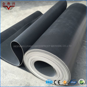 Building Material/Waterproof Material EPDM Rubber Waterproof Membrane for Roof pictures & photos
