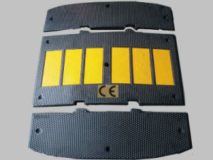 Rubber Traffic Safety Road Humps (JSD-007) pictures & photos