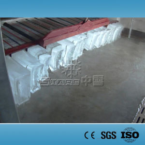 50t/Day Industrial Block Ice Making Machine for Fish Cooling