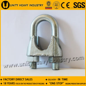 Us Type Galv Malleable Wire Rope Clip pictures & photos