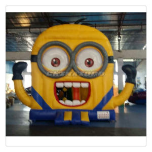 Minion Theme High Quality Commercial Grade Inflatable Bouncer Factory Price pictures & photos