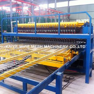Automatic Welded Wire Mesh Machine (in panel) pictures & photos