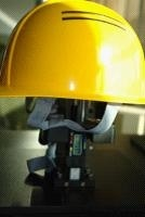 Safety Helmet Vertical Pitch Wear Height Testing Machine pictures & photos