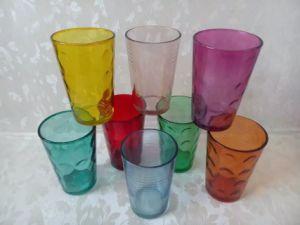 8 Oz Printed Glasses, Printed Glass Cup, Printed Glass Tumbler pictures & photos