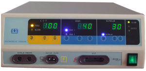 High-Frequency Surgery Equipments Type High Frequency Surgical Unit pictures & photos