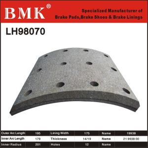 Advanced Quality Brake Linings (LH98070) pictures & photos