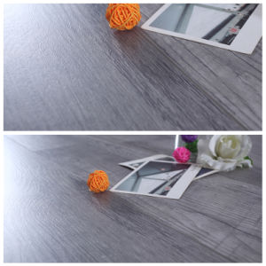 12mm Oak Ashy Eir Sparking V-Bevelled Water Laminate Floor for Proof Living Room pictures & photos