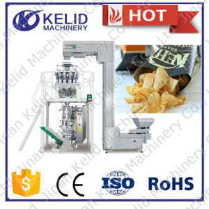 High Quality Energy Saving Chips Snack Packing Machine pictures & photos