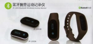 Hot Selling Bluetooth Wristband Activity Monitor