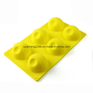 Funny Shape Baking Silicone Cake Mold pictures & photos