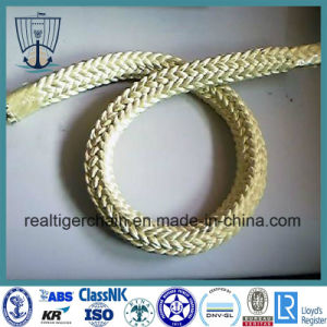 Mooring Double-Layer Braided Polyester Rope pictures & photos