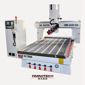 Router CNC Made in China 4 Axis CNC Machine pictures & photos