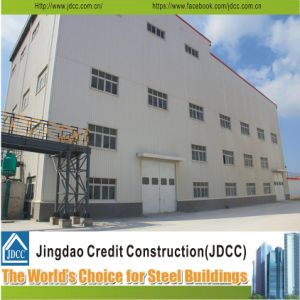 Multi-Storey Prefab Building Used for Steel Warehouse pictures & photos