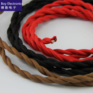 Black Lamp, Twisted Wire (BYW-8001) pictures & photos